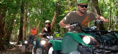 Rutas ATV en la Riviera Maya