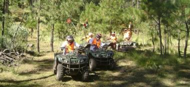 Rutas ATV en Los Cabos