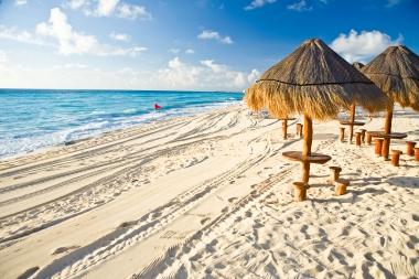 Cancún, arena en tus pies