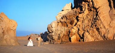 Los Cabos: Romance entre el mar y el desierto