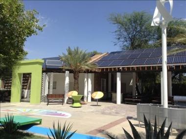 Casa de la energía