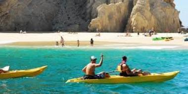 Los Cabos kayak y snorkel