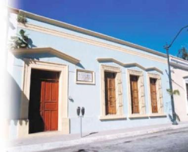 Casa Museo Juan Escutia