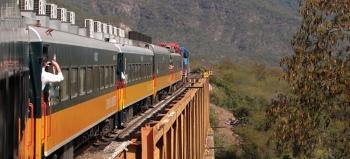 La historia del Tren Chepe
