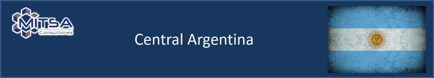 Central argentina