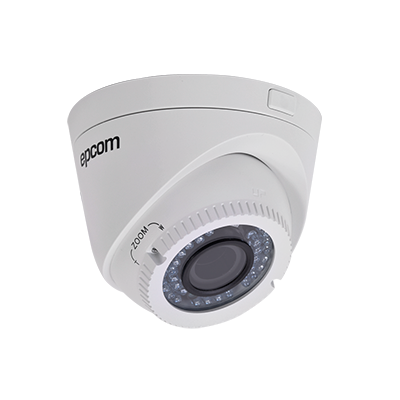 Cámara eyeball TurboHD E8-TURBOVW 1080p con lente varifocal d