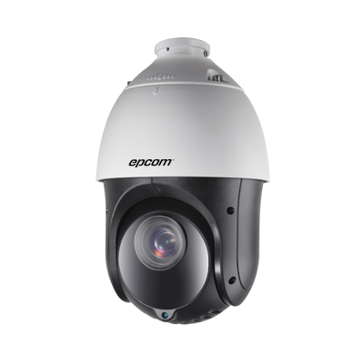 Mini Domo LX-360-TURBOA Epcom Ptz 4 Turbohd, 1080p, 23x Zoom
