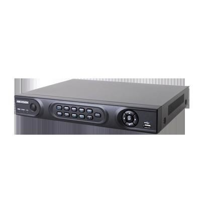 Dvr Hikvision de 4 ch mod.DS-7204HGHI-SH