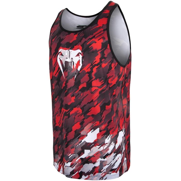 Tank Venum Tecmo Rojo