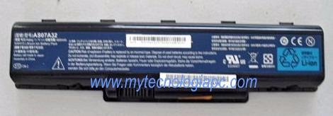 Batería Acer Aspire 4710 4720 Original