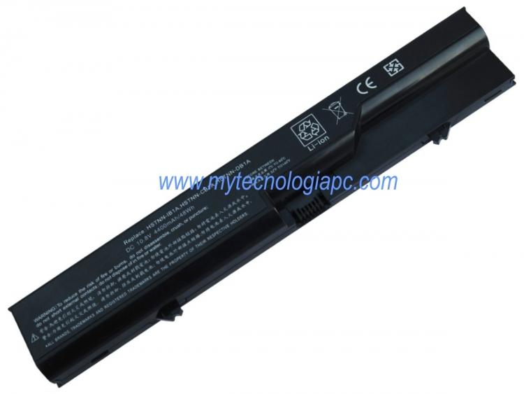 Bateria HP ProBook 4321s 4720s