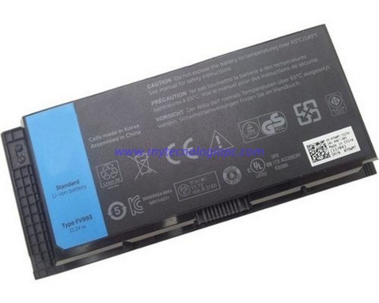 Batería Dell Precision M4600