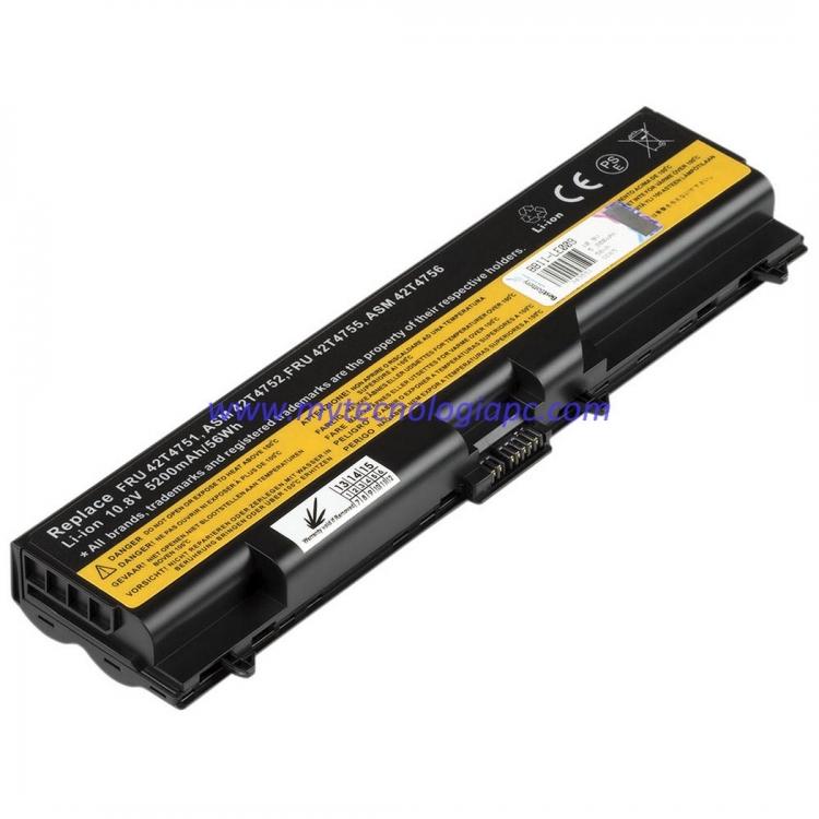 Batería Lenovo ThinkPad T410