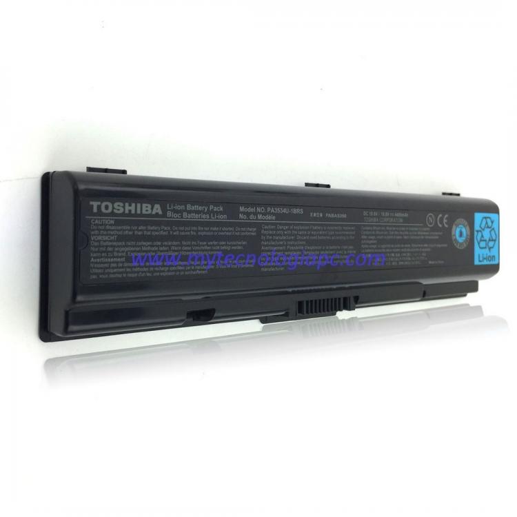 Batería Toshiba A200 / L200 Original