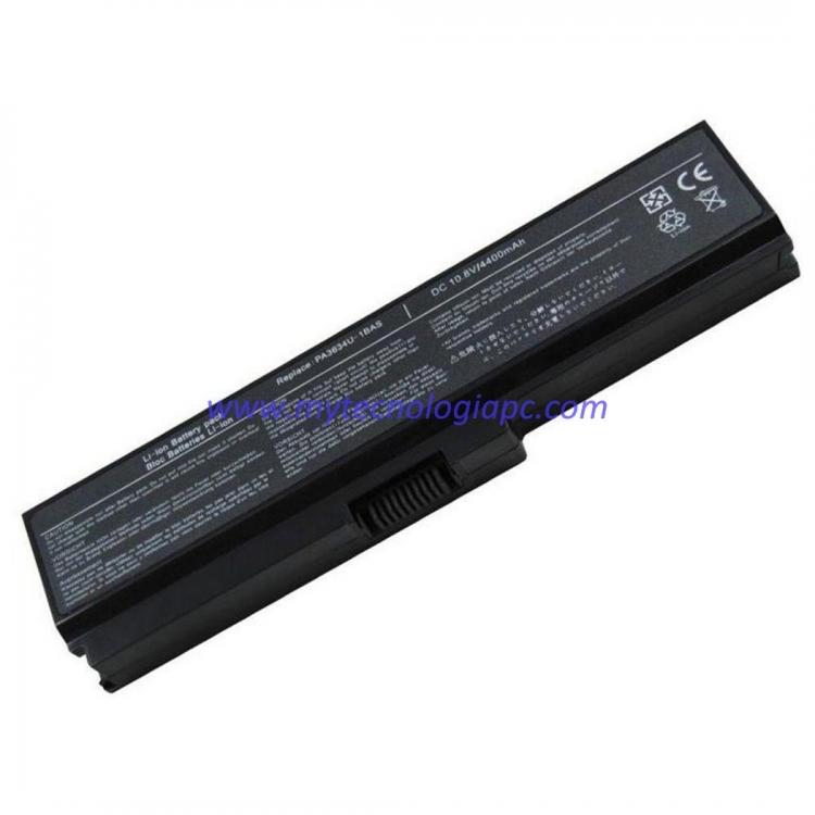 Batería Toshiba Satelite U400