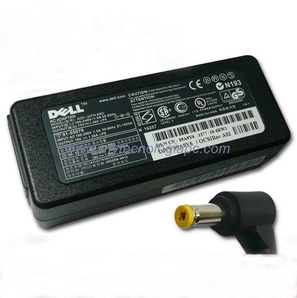 Cargador Dell mini Original