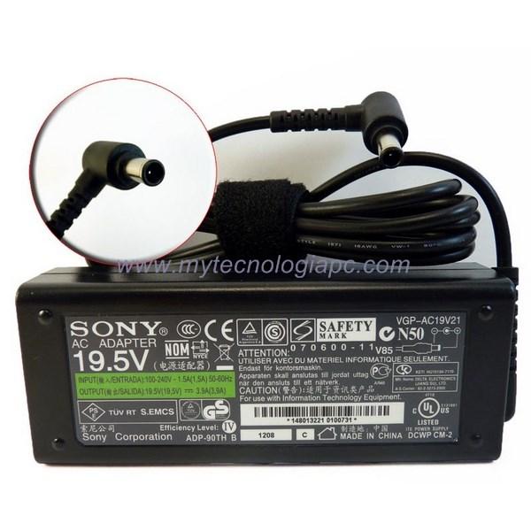 Cargador Sony 75w Original