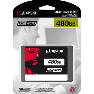 DISCO ESTADO SOLIDO KINGSTON 480GB SD NOW DC400 SSD SATA 3 2.5