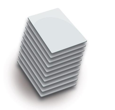 Kit 10 Tarjetas ZK Idcard02 ID