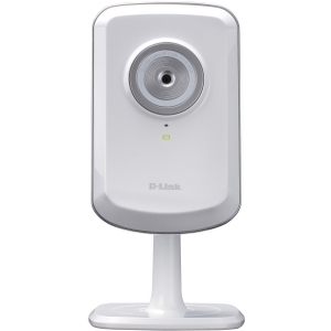 Cámara de red D-Link DCS-930L - Color - 640 x 480 - VGA CMOS - Inalámbrico, Cable - Wi-Fi - Fast Eth