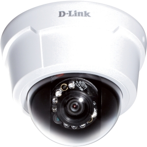 Cámara de red D-Link DCS-6113 - Color - 1920 x 1080 - CMOS - Cable - Fast Ethernet