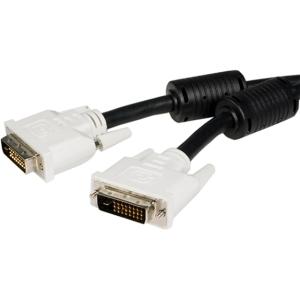Cable de 1.8m DVI-D de Doble Enlace - Macho a Macho