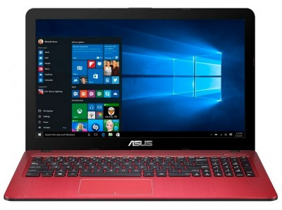 Laptop ASUS X540YA, AMD E1, 2 GB, 500 GB, 15.6 pulgadas, Windows 10