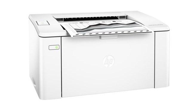HP LASERJET PRO M102W, IMP B/N, 22 PPM, WIFI, 1,500 PAG X MES