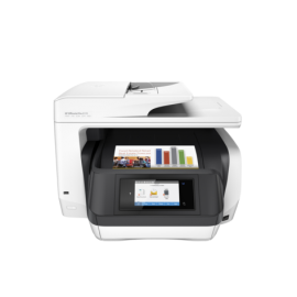 HP OfficeJet Pro 8720 Multifunconal de inyección de tinta a color, 24 ppm B/N, 20 ppm color, WiFi, d