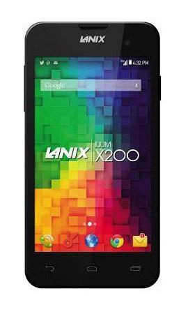 LANIX X200 ILIUM NEGRO .