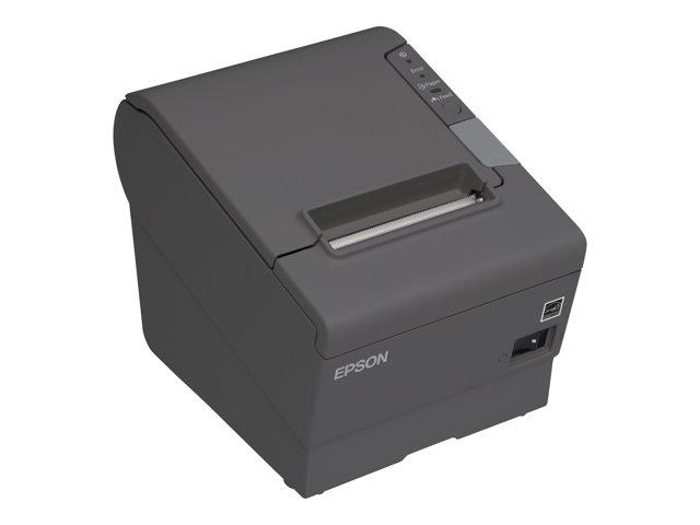 C31CA85834 Impresora Termica EPSON TM-T88V-834 Paralela/USB Negra Recibo