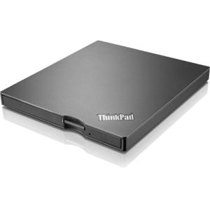 Quemador Externo DVD Lenovo - UltraSlim - USB - DVD-RAM/±R/±RW