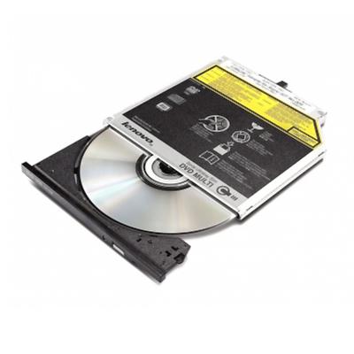 Grabadora DVD Lenovo - 1 - DVD-RAM/±R/±RW Soporte - Doble capa Medios admitidos - SATA - 5.25