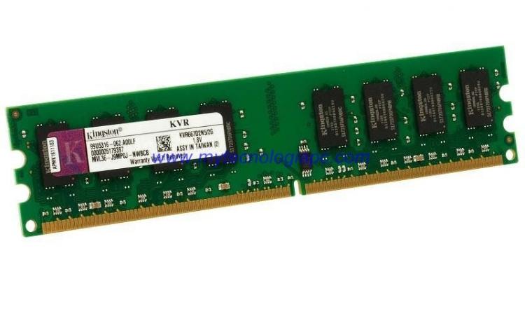 Memoria DIMM 667 2 GB