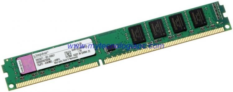 Memoria DIMM 1333 4 GB