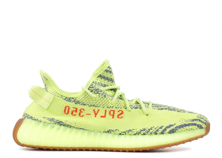Traphouse Sneakers | Semi Frozen Yellow