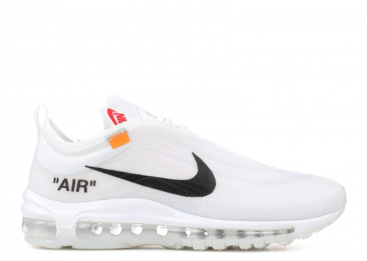 Traphouse Sneakers | NIKE AIR MAX 97 OFF WHITE