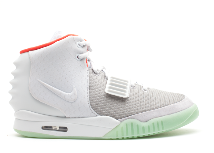 Traphouse Sneakers | Nike air yeezy 2 nrg wolf grey pure platinum