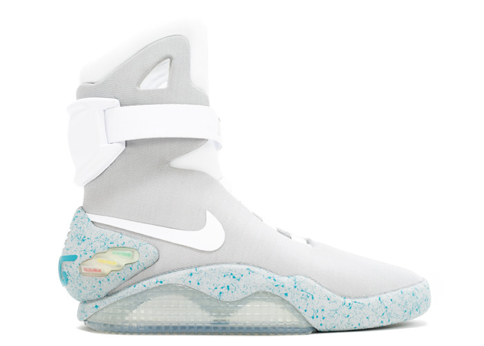 Traphouse Sneakers | Nike  Air mag back to the future jetstream white pl blue