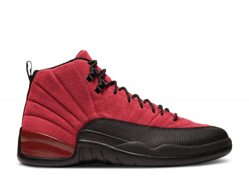 Traphouse Sneakers   Air Jordan 12 reverse flu game