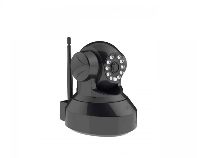 Cámara De Vigilancia Seguridad IP WiFi Interior