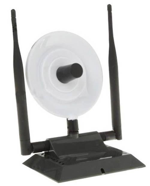 Antena WiFi Megafire 360000N Tarjeta Inalámbrica USB