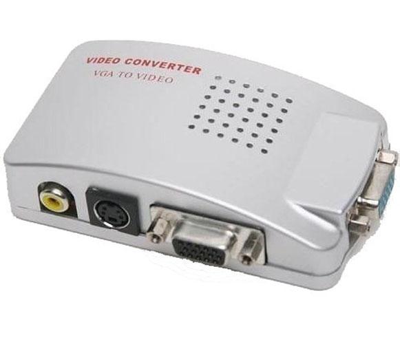 Convertidor De Señal VGA a RCA