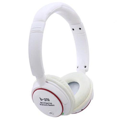 Audífonos Bluetooth Recargables, Micro SD Auxiliar