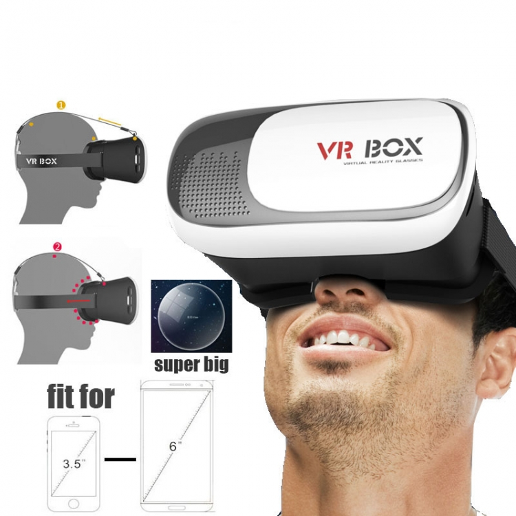 Lentes De Realidad Virtual VR Box
