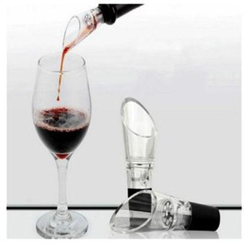 Aireador Decantador Oxigenador Boquilla Para Botellas De Vino