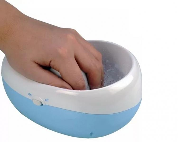 Cio Eléctrico Spa Manicure De Uñas Acrílico Hidromasaje