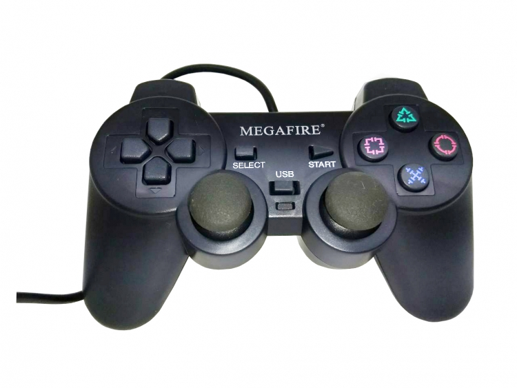 Control Gamepad USB Tipo Playstation Para PC