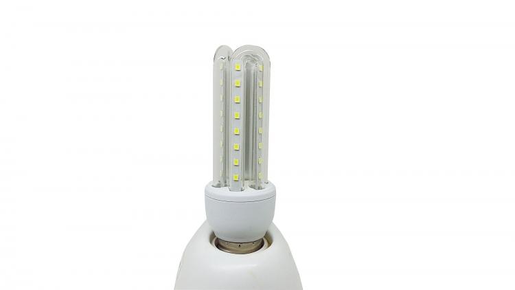 Foco Ahorrador Led 9w Luz Blanca Corn E27 SMD2835