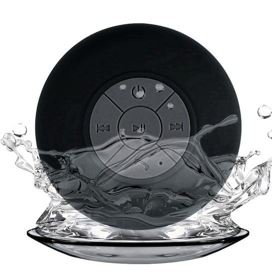 Bocina Bluetooth Recargable Manos Libres Contra Agua